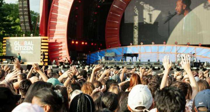 Großes Konzert im Central Park geplant
