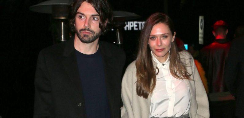 Hat Elizabeth Olsen heimlich geheiratet?