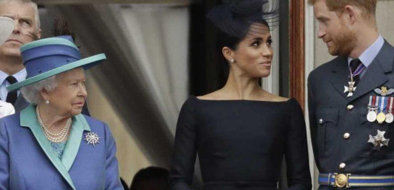Hat Prinz Harry geschwindelt? Name seiner Tochter wohl doch nicht mit der Queen abgesprochen