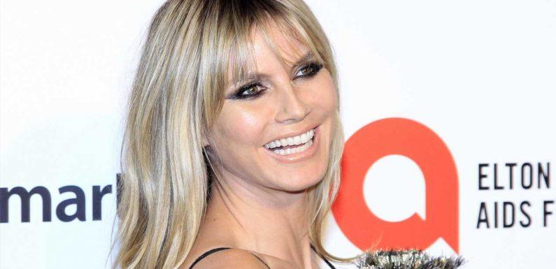 Heidi Klum: Wie viel hat Ehemann Tom Kaulitz bei ihrem Look mitzureden?