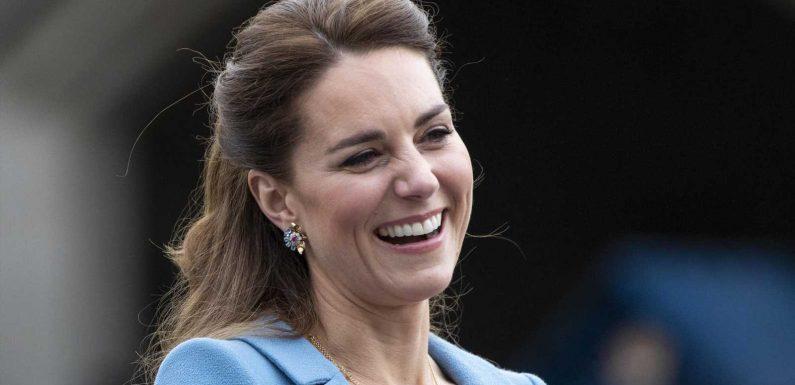Herzogin Kate: Lässig-Look bei Corona-Impfung stiehlt sogar der Nadel die Show