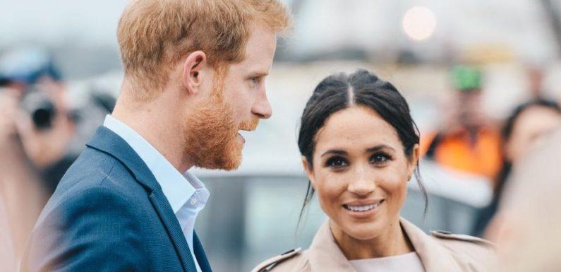 Herzogin Meghan: Das schenkte sie Prinz Harry zum 1. Vatertag