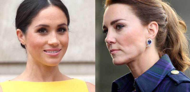 Herzogin Meghan: Heimlicher Anruf bei Herzogin Kate?