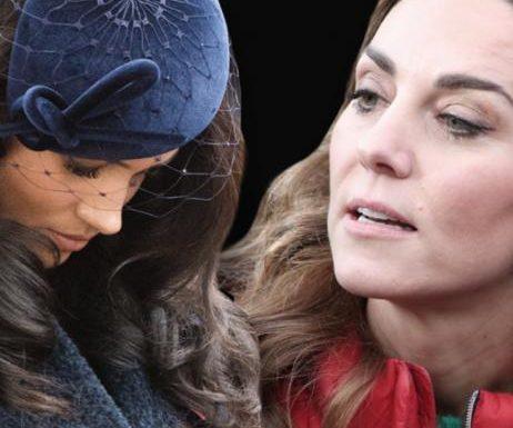 Herzogin Meghan: Krasse Kampfansage von Kate