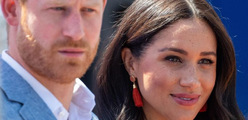 Herzogin Meghan: Kurioses Geschenk für Prinz Harry zum ersten Vatertag
