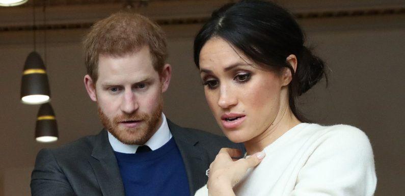 Herzogin Meghan: Lüge aufgedeckt! Familienmitglied arbeitete für die Royals | InTouch