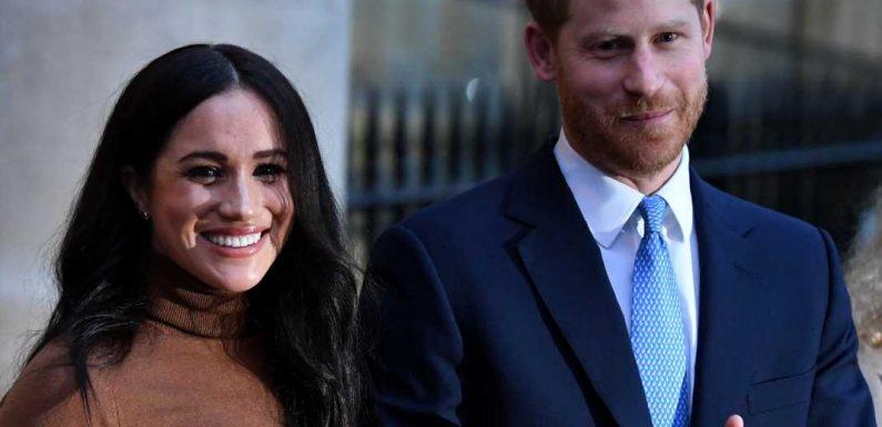 Herzogin Meghan & Prinz Harry: Ist der Name ihrer Tochter eine versöhnliche Geste?