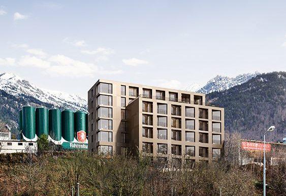 Hotel Alpstadt vor den Toren der Altstadt