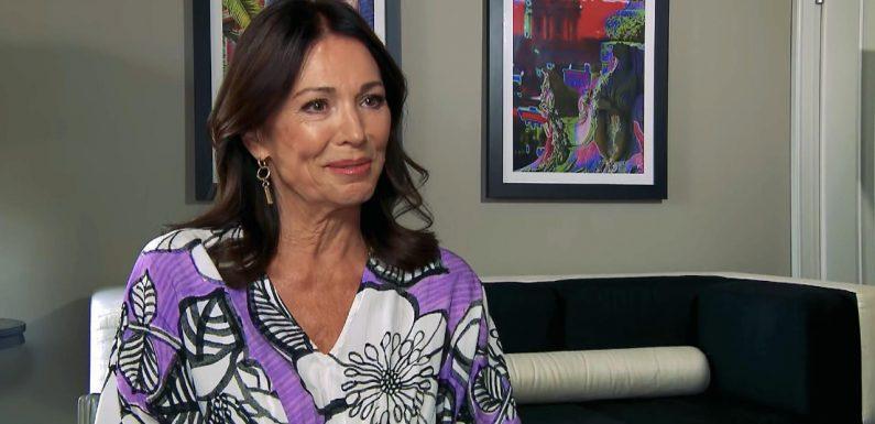 Iris Berben verrät: Auch sie lief  zu Corona-Zeiten im Schlabberlook herum