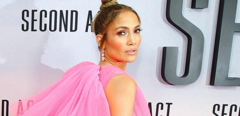 Jennifer Lopez Neflix' in 'Atlas'
