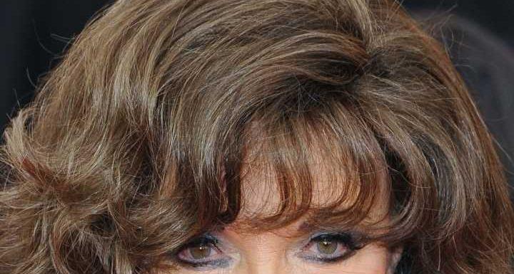 """Joan Collins: """"Denver-Clan""""-Kollege Forsythe war """"frauenfeindlich"""""""