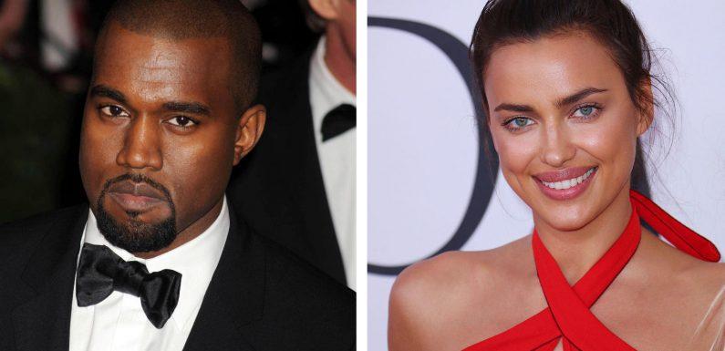 Kanye West und Irina Shayk: Waren die beiden schon mal ein Paar?