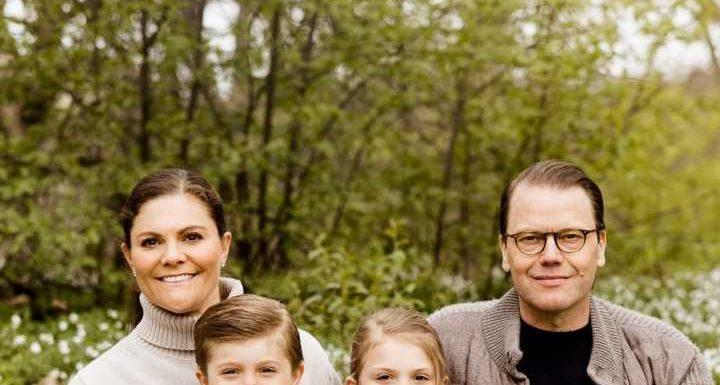 Kronprinzessin Victoria und Prinz Daniel bauen ein neues Sommerhaus