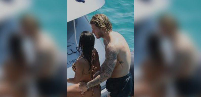 Liebes-Aus wegen Fremd-Flirt? Sophia Thomalla und Loris Karius sind getrennt