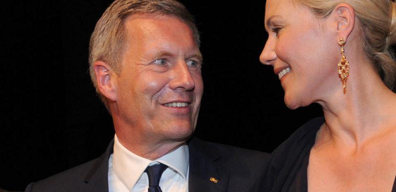 Liebescomeback! Christian und Bettina Wulff sind wieder zusammen