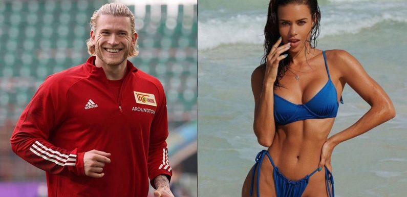 Loris Karius: So millionenschwer ist seine neue Model-Freundin   InTouch