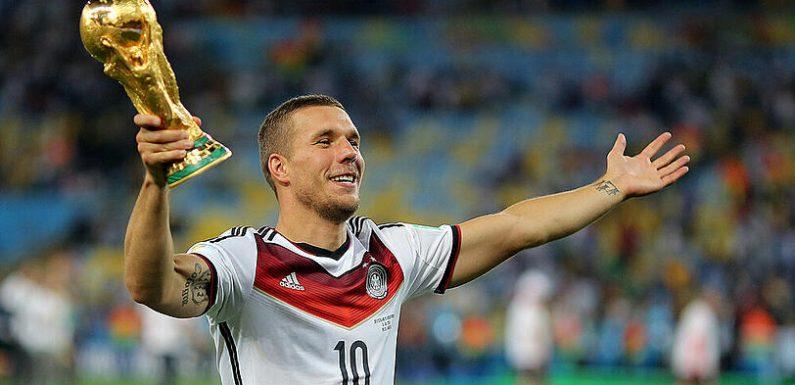 Lukas Podolski blickt auf Kindheit 'in einfachen Verhältnissen' zurück