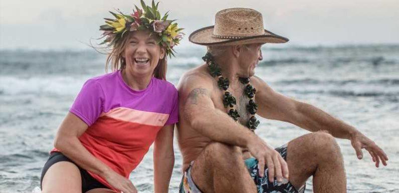 Manuela Reimann: Baby-Hammer auf Hawaii   InTouch