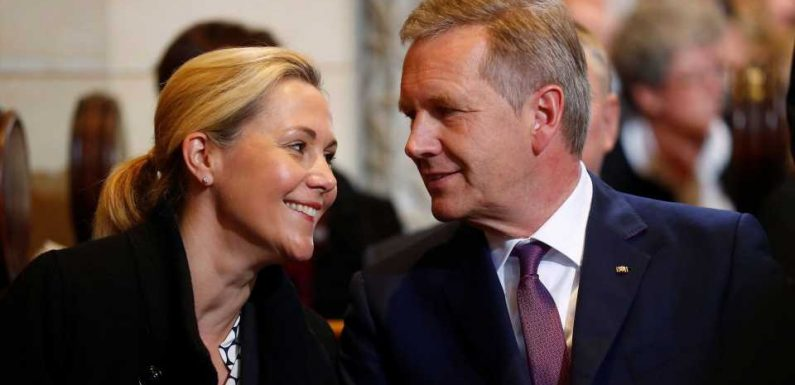 Nach Liebes-Comeback: Bettina und Christian Wulff bei Termin