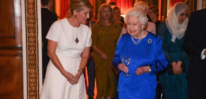 Nach Philips Tod: Gräfin Sophie ist größte Stütze der Queen