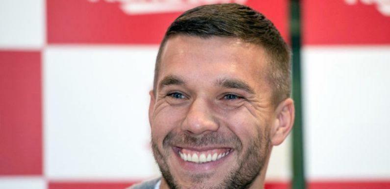 Nach Spruch von Lukas Podolski: Spielerfrau wehrt sich gegen Vorwürfe