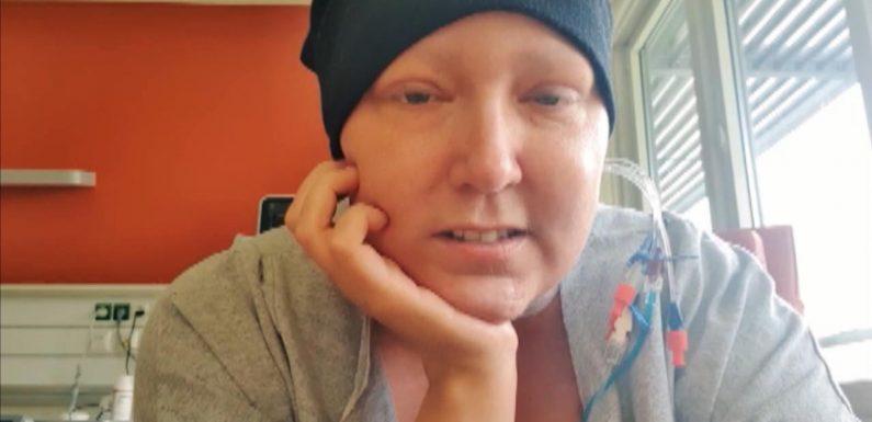 Nach Stammzellen-Spende: Jenny startet in ihr zweites Leben
