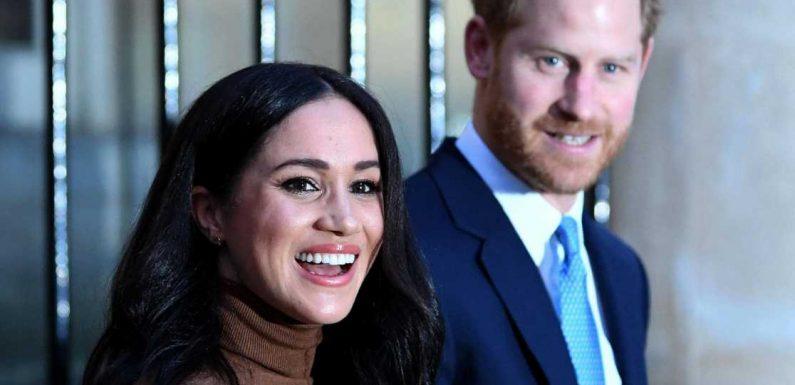 Nach der Geburt von Lilibet Diana: Jetzt sprechen Herzogin Meghan und Prinz Harry