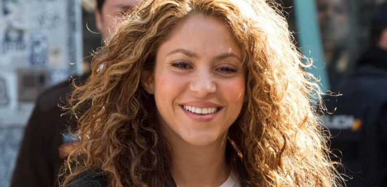 Popstar Shakira: So groß ist Söhnchen Sasha (6) schon