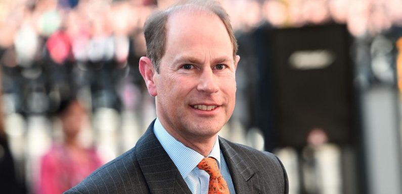 """Prinz Edward: Warum der jüngste Sohn der Queen """"nur"""" ein Graf ist, kein Herzog"""