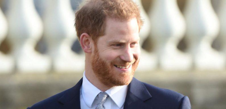 Prinz Harry: Erstes Video nach der Geburt von Baby Lili