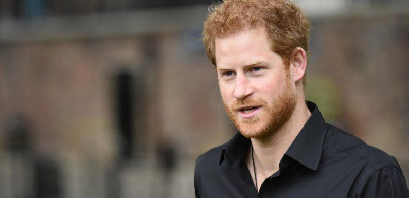 Prinz Harry droht britischen Medien mit Klage