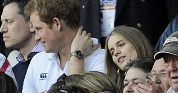 """Prinz Harry und Cressida Bonas: """"Geschädigt und neurotisch!"""" Ex-Freundin zieht über Briten-Royal her"""