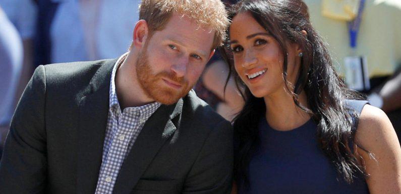 Prinz Harry und Herzogin Meghan sind zum zweiten Mal Eltern