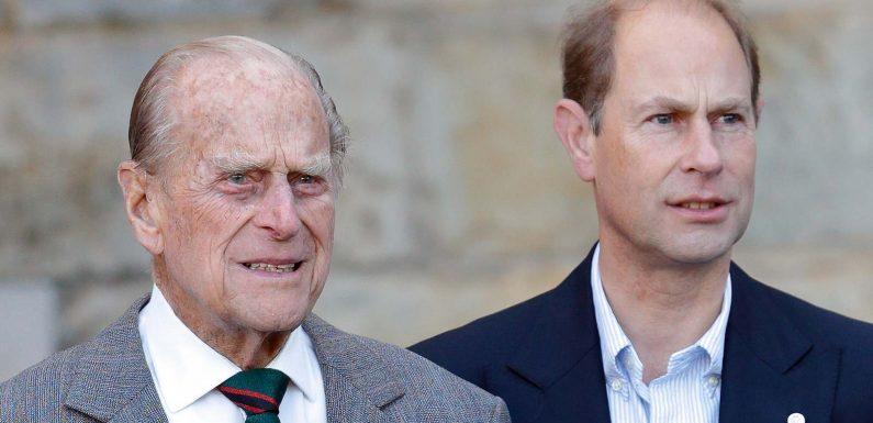 Prinz Philip: Jetzt meldet sich sein Sohn zu Wort | InTouch
