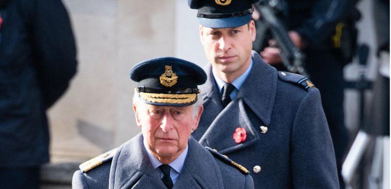 Prinz William + Prinz Charles: Sie hatten ihre Schwierigkeiten als Vater und Sohn