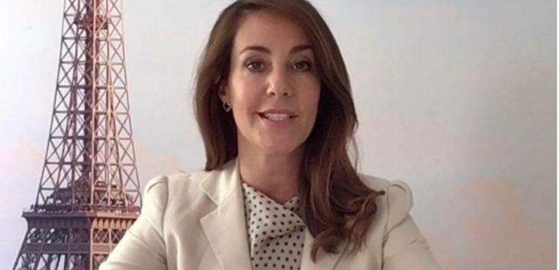 Prinzessin Marie: Sie meldet sich mit einer Videobotschaft aus Paris
