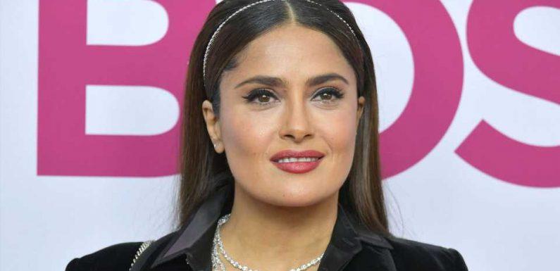 """Salma Hayek wollte Harvey Weinstein """"nicht gewinnen lassen"""""""