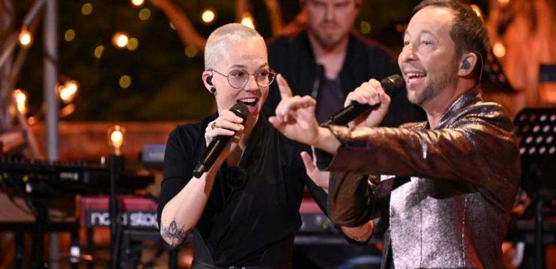 Schweizer Doppel: Stefanie Heinzmann singt Duett mit DJ BoBo