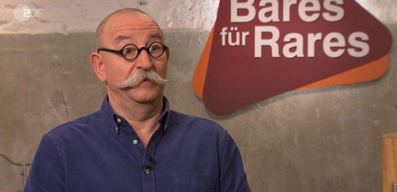 Schwer verwundert: Überdimensionaler Pferdekopf macht Horst Lichter sprachlos!