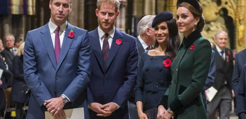So reagieren die Queen und Co. auf die Geburt von Harrys Tochter