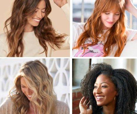 Sommer: Das sind die schönsten Haarfarben 2021