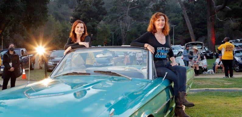 """Susan Sarandon und Geena Davis feiern """"Thelma & Louise""""-Reunion"""