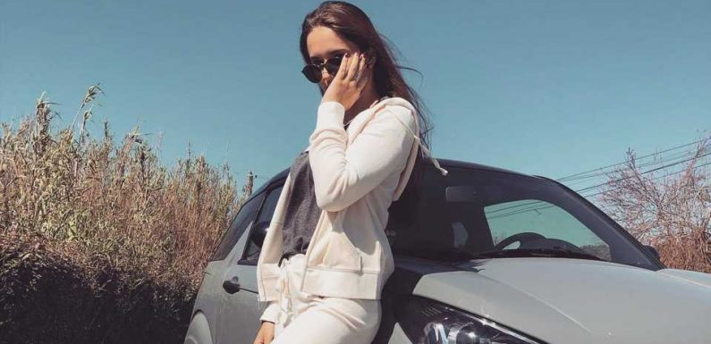 Vollgas: Davina Geiss hat die Führerscheinprüfung bestanden