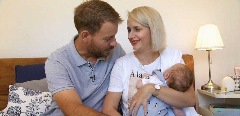 Vollnarkose, Name und Co.: Gerald und Annas Geburtsbericht