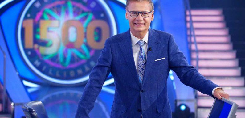 Wer wird Millionär?: 1.500 Folgen! Dieses Erfolgsgeheimnis steckt hinter dem Jubiläum
