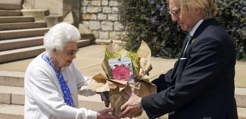 Zum 100. Geburtstag: Queen Elizabeth II. gedenkt Prinz Philip mit rührender Geste