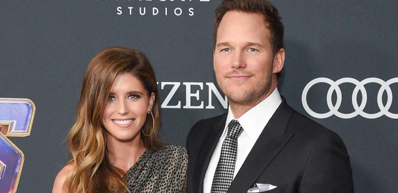 Zweiter Hochzeitstag: So süß gratuliert Chris Pratt seiner Frau Katherine Schwarzenegger