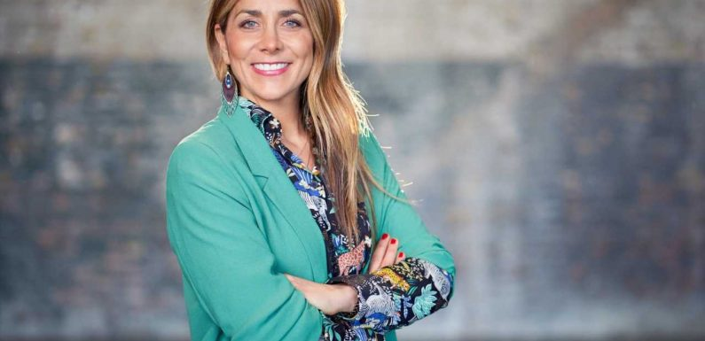 biete Rostlaube, suche Traumauto: Panagiota Petridou hilft Claire Fink