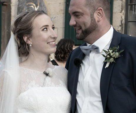 """""""Hochzeit auf den ersten Blick""""-Melissa & Philipp: Kritik für dieses Familienfoto"""