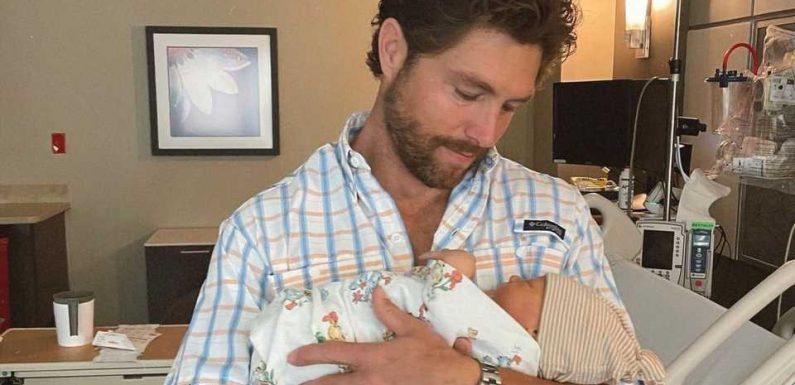 """""""Unglaublich"""": Chris und Lauren Lane sind Eltern geworden"""